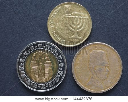 Middle East Coins