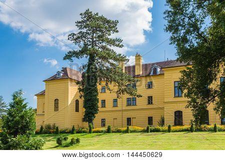 Castle Eckartsau (schloss Eckartsau), Austria