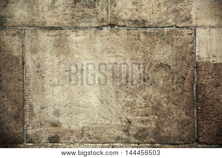 Background of board sidewalk mixed with other colors