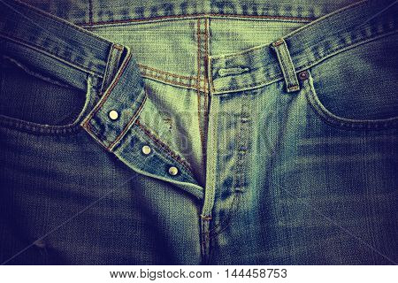 Denim jeans pants. release studs denim jeans pants