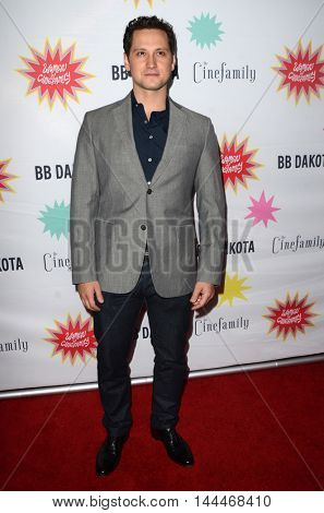 LOS ANGELES - AUG 21:  Matt McGorry at the