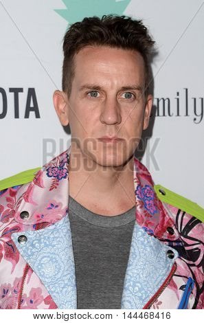 LOS ANGELES - AUG 21:  Jeremy Scott at the