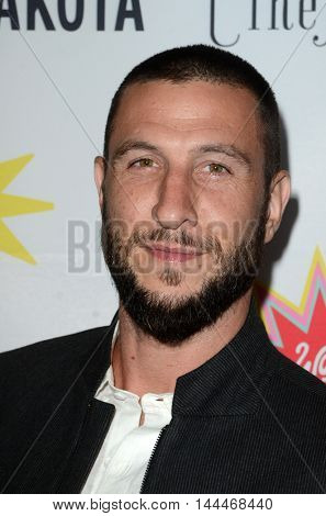 LOS ANGELES - AUG 21:  Pablo Schreiber at the