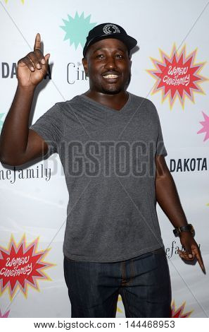 LOS ANGELES - AUG 21:  Hannibal Buress at the