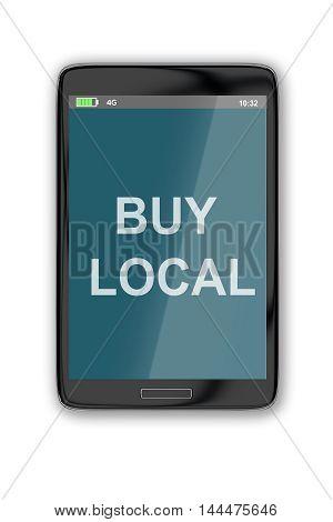 Buy Local Concept