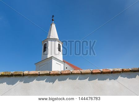 Peter And Paul Church In The Village Pac, Slovakia
