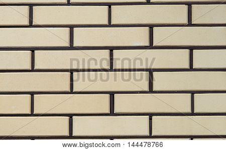 White brick wal block interior, masonry, material