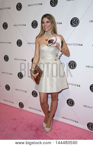 LOS ANGELES - JUN 9:  Rachel McCord at the 4th Annual Beautycon Festival at the Los Angeles Convention Center on June 9, 2016 in Los Angeles, CA