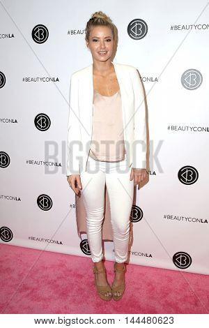 LOS ANGELES - JUN 9:  Ariana Madix at the 4th Annual Beautycon Festival at the Los Angeles Convention Center on June 9, 2016 in Los Angeles, CA