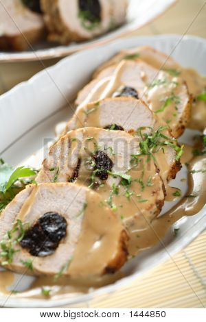 Chicken With Prune