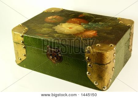 Antique Jewel Box