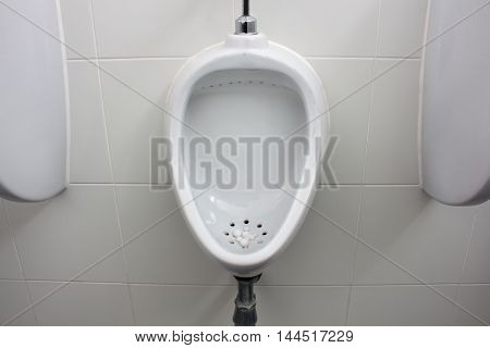 The Photo Urinal comes from practical use.
