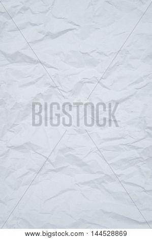 crumpled paper texture, Background brown crumpled paper