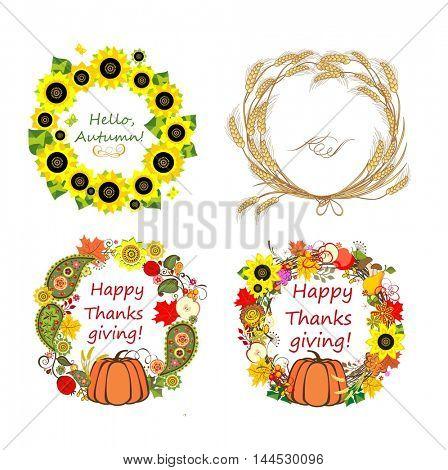 Autumnal frames