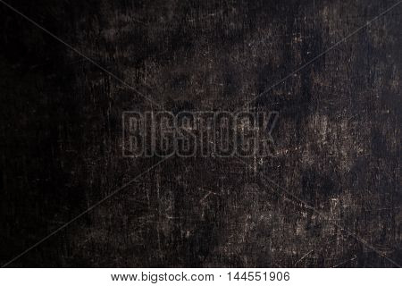 Wooden brown background grunge texture. Textured Wall with scratches weathered wood surface