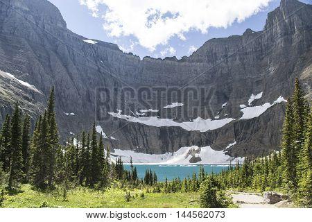 Iceberg Lake - Glacier National Park