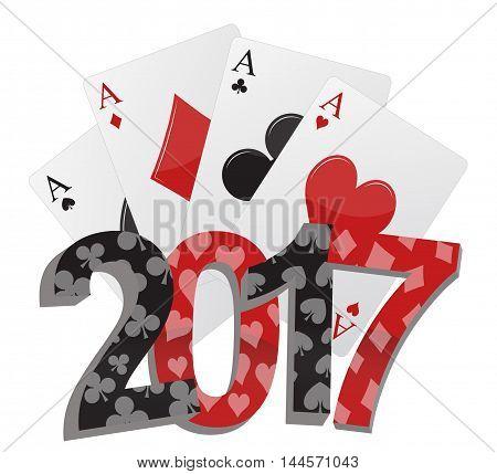 2017 Poker Game