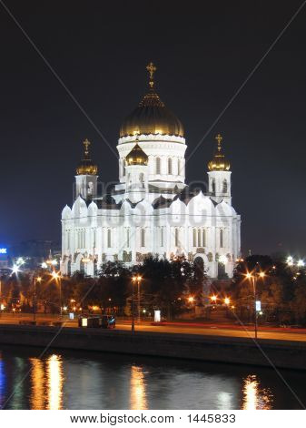 Christ The Saviour Cathedral.
