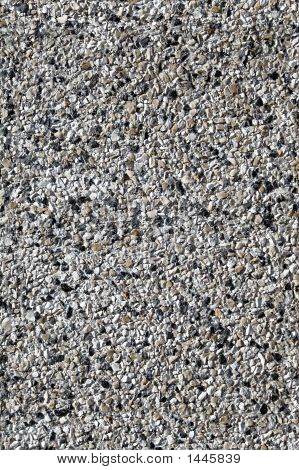 Light Gravel Pavement