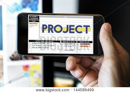 Project Strategy Collaboration Plan Concept