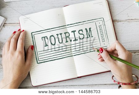 Holiday Vacation Travelling Destination Tourism Concept