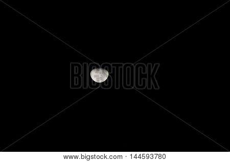 Omnipresent Moon