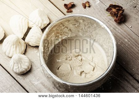 White Clay Filler