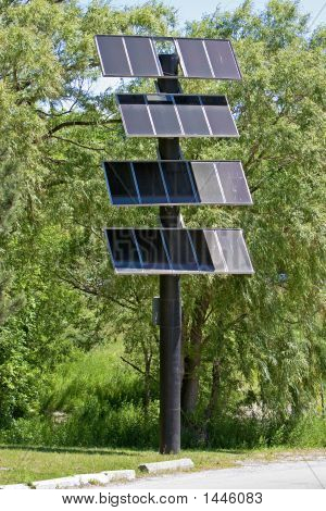 Sonnenkollektoren