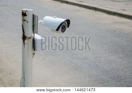 Surveillance Security Camera or CCTV in Thailand