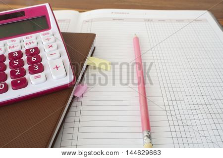 notebook monthly income and expenses plan personal