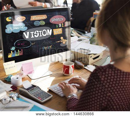 Vision Mission Goals Target Concept