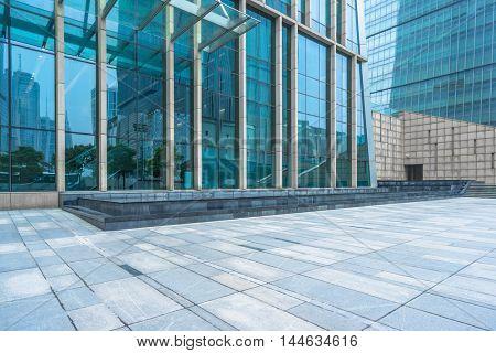 modern building outdoors