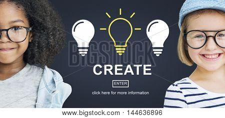 Ideas Creative Thinking Imagine Inspiration Concept