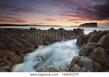 Stack Island Minnmurra