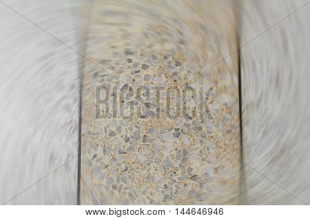Motion Blur Background Stone wall texture Terrazzo Floor concept image pattern Speed motion Blur Background.