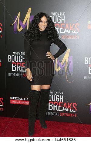 LOS ANGELES - AUG 28:  Melissa De Sousa at the