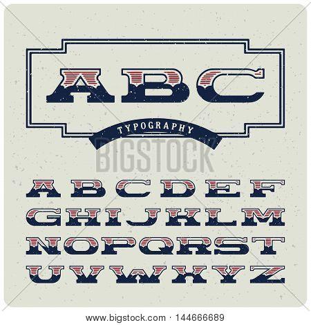 Badges Grunge Font-01.eps