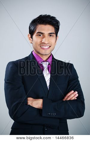 Indian business man