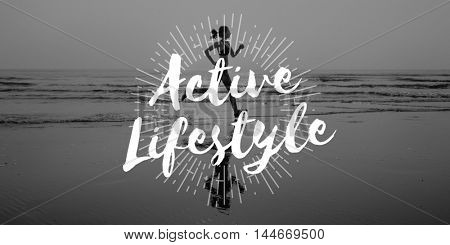Active Lifestyle Activity Leisure Concept