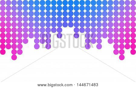 Colorful Dot Template