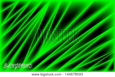 green background, lines, green image, dark and green line