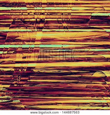 Creative vintage surface texture, close up grunge background composition. With different color patterns: red (orange); purple (violet); yellow (beige); brown; pink; cyan