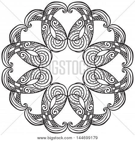 Hand Drawn Ornament