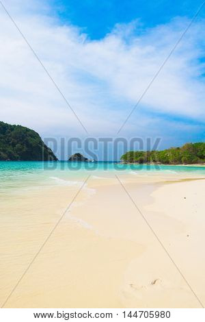 Lagoon Seascape Peaceful Wallpaper