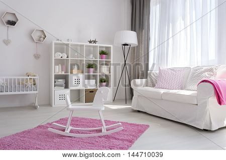 Little Girl Baby Room