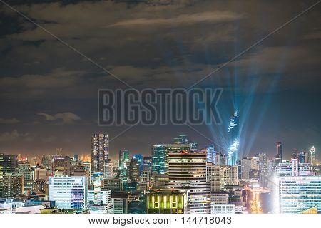 Bangkok Thailand - Aug 29 2016: