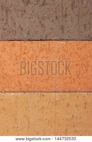old red,brown,yellow wall texture background, brick detail
