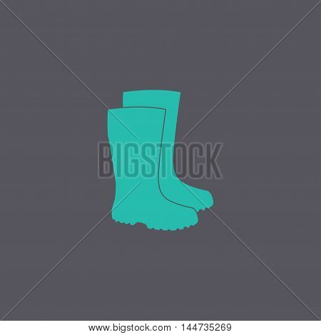 Boot Vector Icon