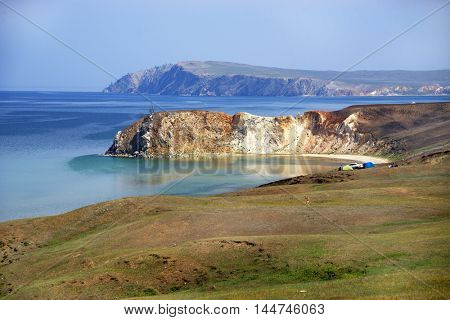 Baikal Lake Landscape, Russian Federation