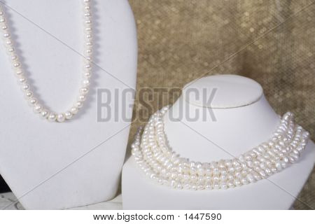 Pearls On Display